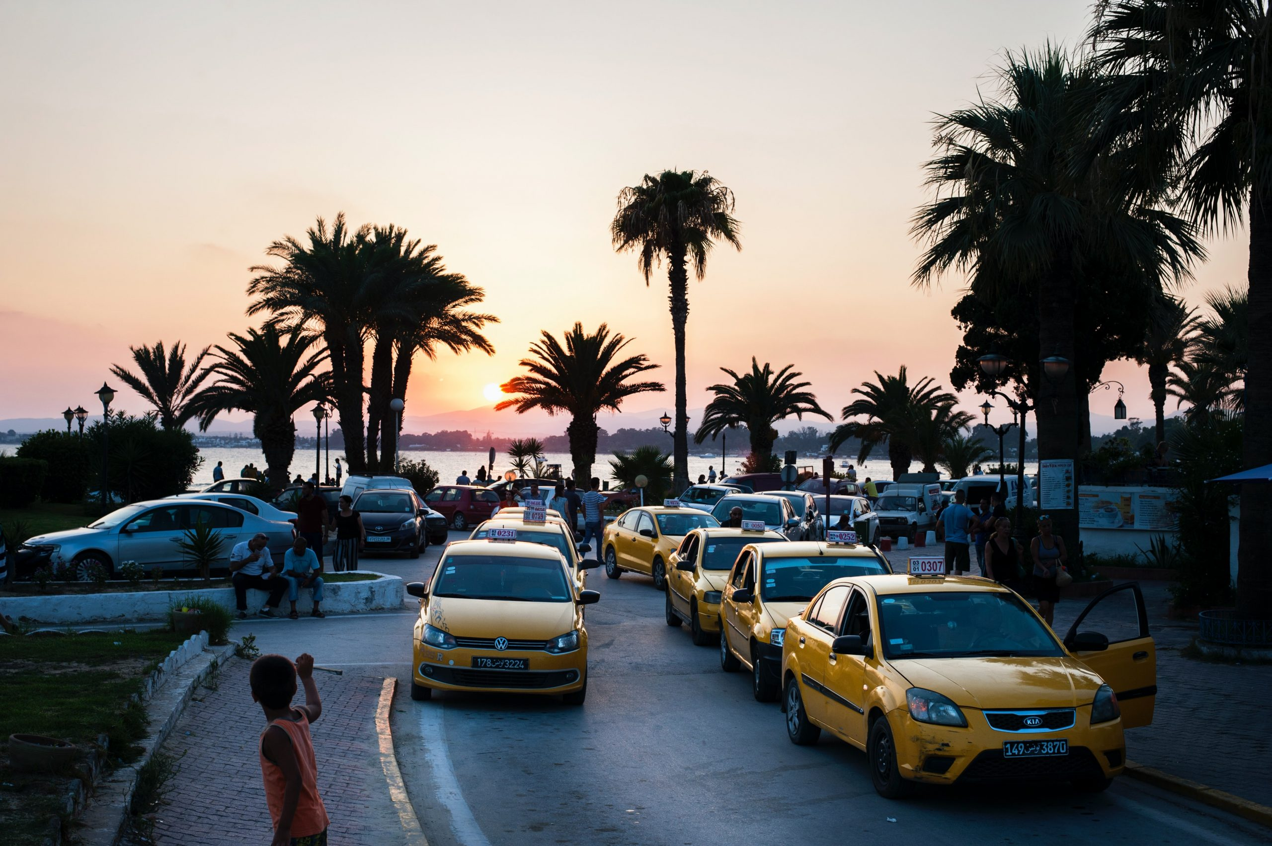 Taxi-scaled-1 10 Reasons Why Tourists Should Visit Tunisia This Summer